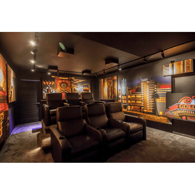 Theater Room Biscayne 2 5 1